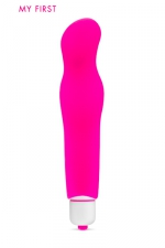Vibro Love Stick - My First : Que ce soit pour le plaisir vaginal, anal ou clitoridien, Love Stick saura parfaitement honorer vos envies.