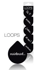 Préservatifs  Envie - Loops : Vos préservatifs Loops Envies pour une véritable invitation au plaisir...
